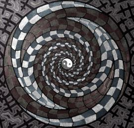 Spiral Art, by Jason Nelson